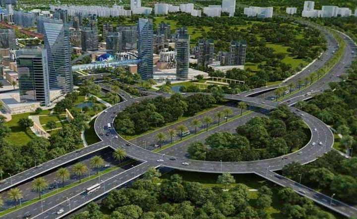 5 Marla Residential Plot For Sale In Capital Smart City 0