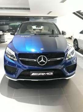 Mercedes-Benz Gle 400 4 Matic, 2019, Petrol