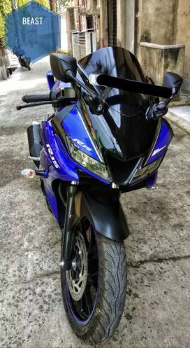 Yamaha R15 V3 in top condition