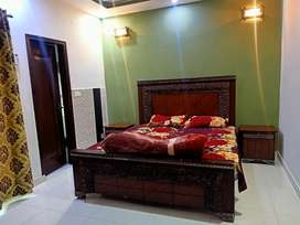 Five Marla House Fully Furnished For Rent in Bahria Town