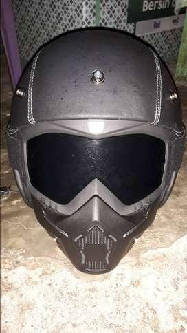 Dijual Murah Helm Bogo Google Mask