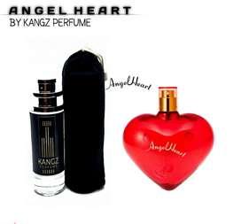 Parfum Angel Heart / Parfum awet dan tahan lama