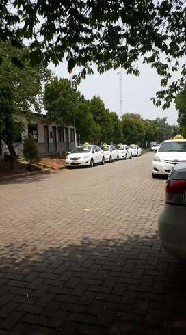 Limo vios ex taxi 2012