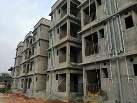 In Baghrbori 4bhk 90%Wark compiled flat