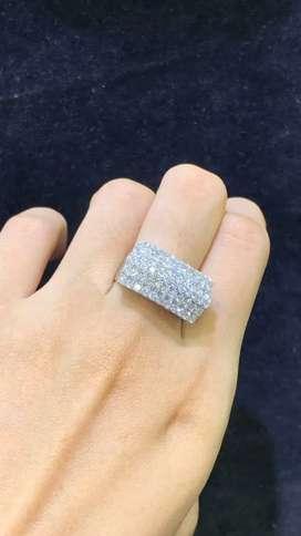 Terima emas dan berlian tanpa surat berbentuk apapun