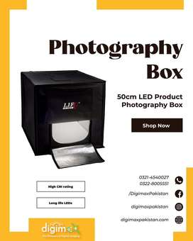 Led Product box For Product Photography