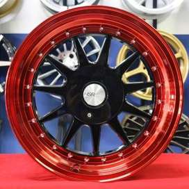 modifikasi velg racing sigra calya yaris jazz brio ring 16