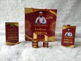 Minyak Kasturi Ruqyah  UZMA