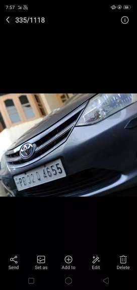 Toyota Etios Liva 2013 Diesel 85000 Km Driven