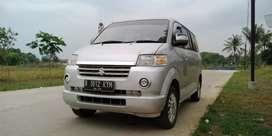 Suzuki apv x manual 2005 silver low km