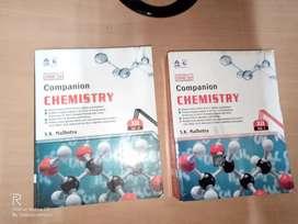 Dinesh Companion Chemistry for Class XII , S.K Malhotra Vol.1 & Vol.2