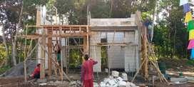 Jual rumah murah desain elegant tropis di Pudak payung banyumanik