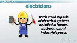 Urgently need a electrician