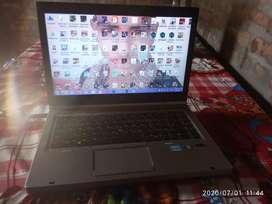Laptop hp core i5 Ram 6Gb hardisk 250 GB prise 20000