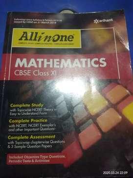 Mathematics cbse class 11 reference book