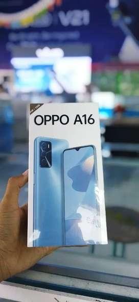 OPPO A16 NEW JUAL MURAH!!