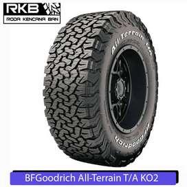 BFGoodrich AllTerrain T/A KO2 Size 265/65 R17 Ban Pajero Sport Dakar