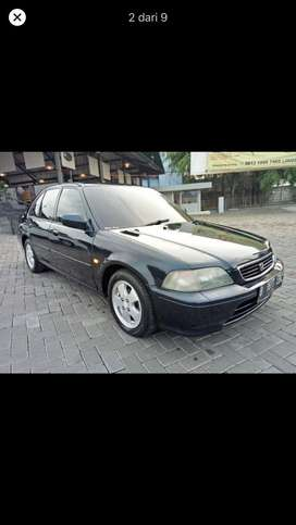 Honda city tahun 96 manual