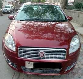 Fiat Linea 2007-2013 Emotion, 2009, Petrol