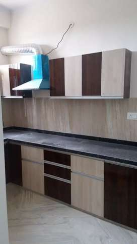 Newly Constructed 2 BHK Semi furnished Villa for rent
