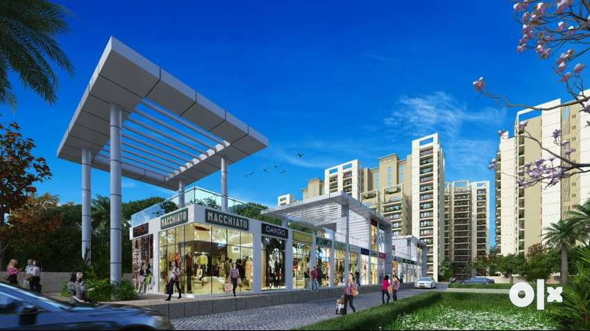 Commercial Society shop for sale in ROF Galleria 92 Dwarka Expressway
