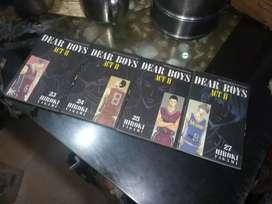 Borongan 4 bh buku cerita ank dear boys kond ngs mls utuh cpt dpt yah