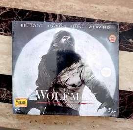 VCD THE WOLFMAN (ORIGINAL)  KONDISI SEGEL