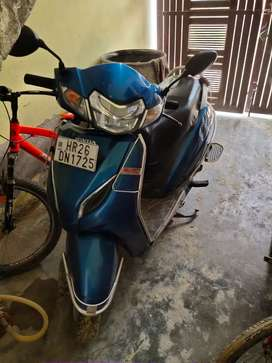 Honda activa 5g new condition
