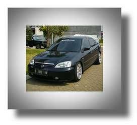 Honda Civic  Vti S 2002 Bensin