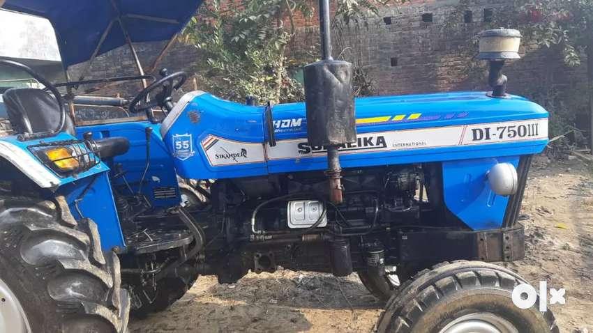 Tractor Sonalika 0