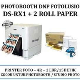 DNP dsrx -1 hs printer Photo booth - LIEAglobalindo