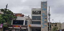 space available for lease 2000 sq ft opposite swaroop takiz Durg
