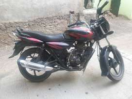 Bike-Bajaj Discover 125, 2012 model
