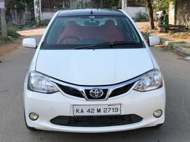 Toyota Etios 2014-2016 VX, 2012, Petrol