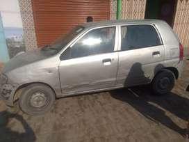Alto car 2007 modle all document complete DL NUMBR CAR