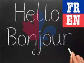 English & French part time teacher Required