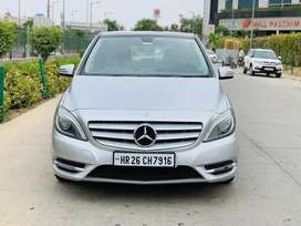 Mercedes-Benz B-Class B 180 Sport, 2014, Diesel