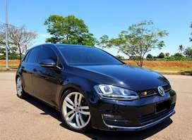 Volkswagen Golf 2013/2014 1.4 TSI CBU Line Full Options MK7 Hatchback