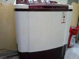 Lg semi automatic washing machine 8kg