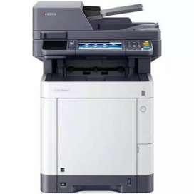 Mesin fotocopy digital Warna