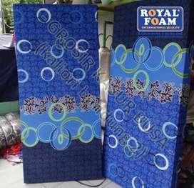 kasur busa royal 90x200x14 motif klasik