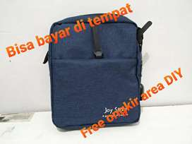 Tas slempang joystart anti air