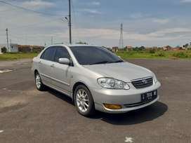 Toyota Corolla Altis Type G 2004 AT