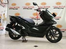05¶ Keren  Honda PCX 150 ABS th 2019 Hitaam - Eny Motor
