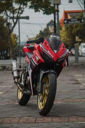 Dijual Cbr 150R Abs Red Racing 2020