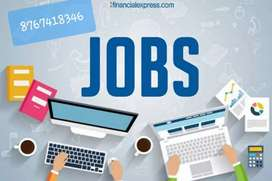 Part time job for all fresher & unemployed
