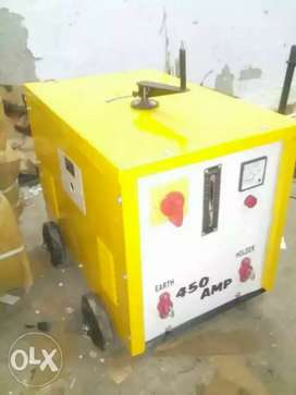 All types of Welding Machines