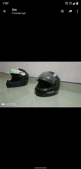 Regular helmets