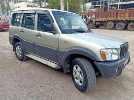 Mahindra Scorpio 2.6 Turbo 9 Str, 2005, Diesel