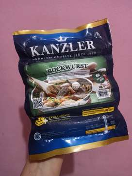 Sosis Bockwurst Kanzler Isi 5